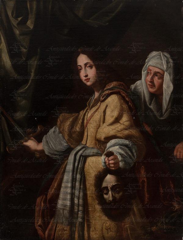 JUDITH CABEZA HOLOFONTES - ESCUELA ESPAÑOLA